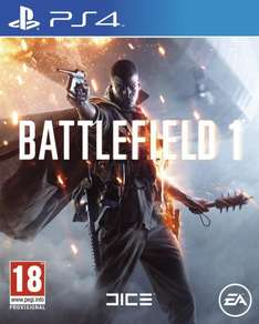 [Amazon.de] Battlefield 1 (PS4/Xbox One)