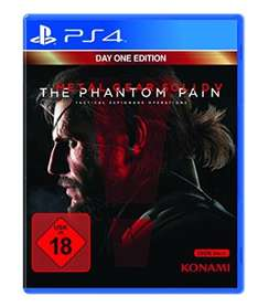 Metal Gear Solid V: The Phantom Pain - Day One Edition [PS4]
