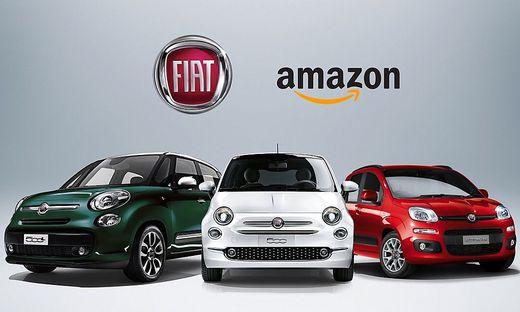 Autohaus war gestern - Amazon verkauft jetzt auch Autos!
