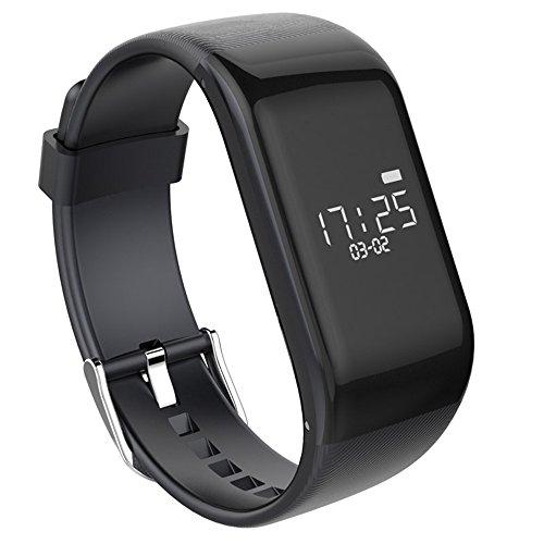 Smart Fitnessarmband Aktivitaetstracker Wassserdicht Smart Benachrichtung 30% sparen für 34,99€ inkl. Versand.