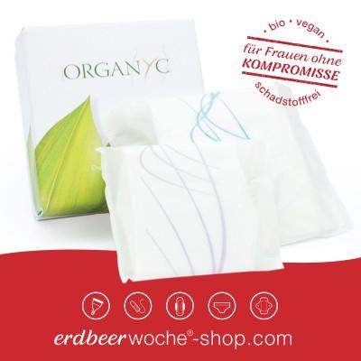 Post: GRATIS Bio-Slipeinlage und Binde (inkl Gratisversand)