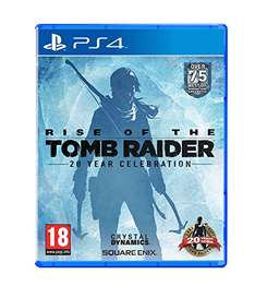 [Amazon.co.uk] Rise of the Tomb Raider 20 Year Celebration Artbook Edition für 32,61€