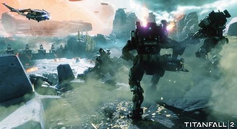 Titanfall 2 Multiplayer (PS4 / Xbox One / PC) ab dem 30. November kostenlos spielen!