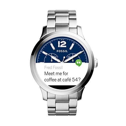 Fossil Q Smartwatch mit Metallarmband um 150 € - 49% sparen