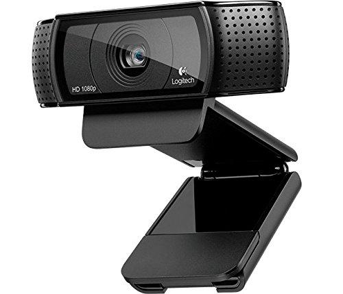 [www.AMAZON.co.uk] Import -  Logitech C920 HD Pro Webcam (mit USB und 1080p) schwarz  für € 41,58 inkl. Versandkosten / 39% Ersparnis zum AT/DE Preis.