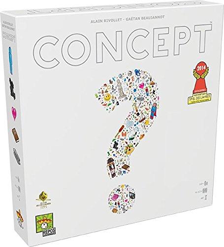 [Sammeldeal Brettspiele - thalia.at] z.B. Concept für 17,42€ statt 27,18€, The Game für 4,14€ statt 8,06€, Imhotep für 19,91€ statt 32,89€