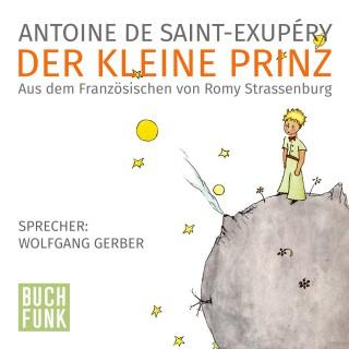 Der kleine Prinz als Hörbuch für 5,95€ und/oder als e-Book gratis