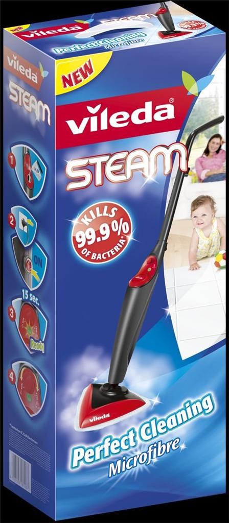 [0815.at] Weekendknaller - Vileda Steam für 48,90€ - 19% sparen