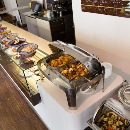 WIEN: 3€ Rabatt auf das Oriental Lunch Buffet (Studenten)