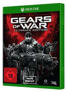 (XBox One) Gears of War: Ultimate Edition um 10 € - 55%