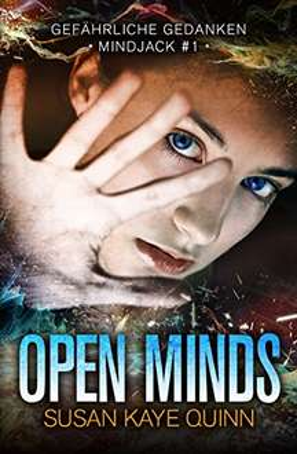 [Amazon.de] Open Minds – Gefährliche Gedanken (Kindle Ebook) kostenlos