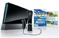 Nintendo Wii Sports Resort Pack mit Motion Plus für 189€ als Ebay Wow *UPDATE*