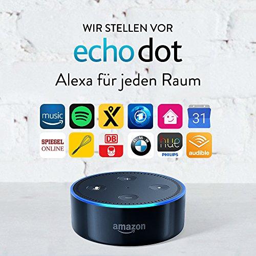 [Amazon] 5€ Rabatt auf Echo Dot