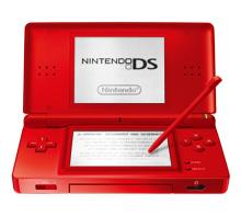 Nintendo DS Lite in rot oder pink für 109€