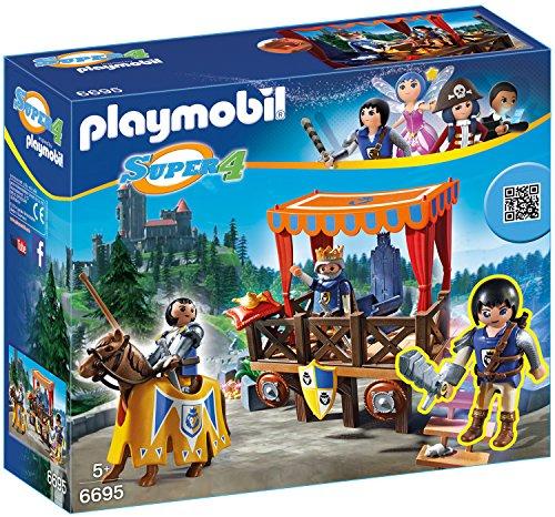 [Amazon.de][PRIME] PLAYMOBIL 6695 - Königstribüne mit Alex für 10€