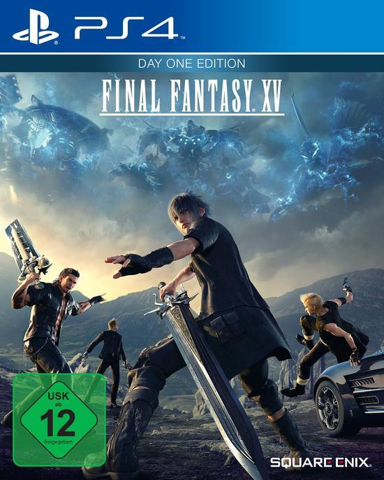 [GameStop] Final Fantasy XV (PS4) für 24,99€