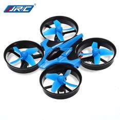 [Gearbest] JJRC H36 2.4GHz 4CH 6 Axis Gyro RC Quadcopter  - BLUE nur 11,39 €
