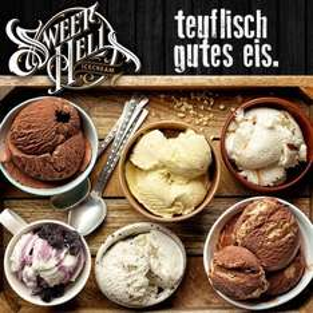 Sweet Hell: 1+1 Eisbecher gratis bei Sweet Hell Wien (nur für Studenten)