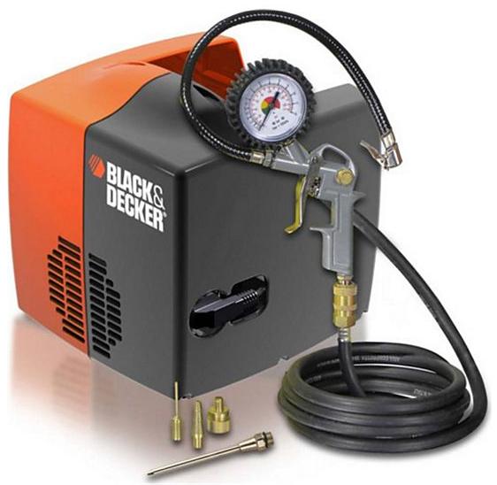 Black & Decker Cubo Kompressor um nur 65€