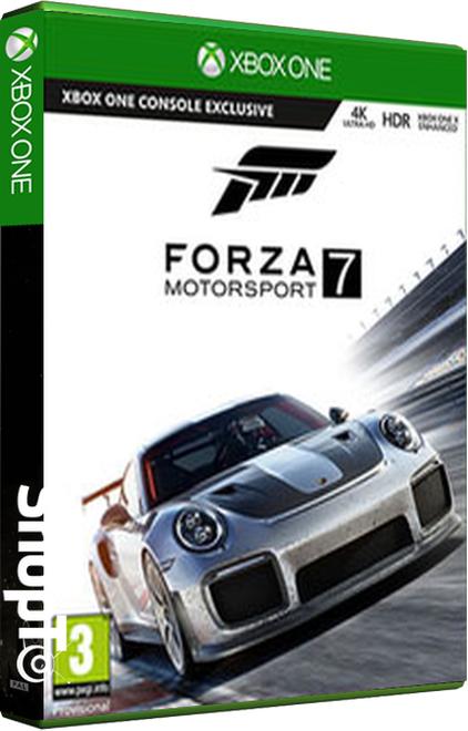 Forza Motorsport 7 (One) für 48,51 EUR inkl. VSK vorbestellen