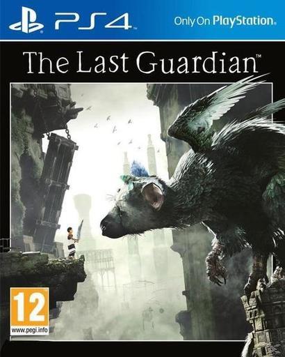 [Libro] The Last Guardian