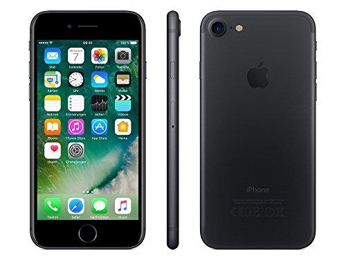 Amazon: Apple iPhone 7 (128 GB, schwarz) um 705 € - Bestpreis - 9%