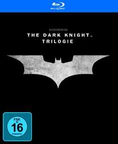 Amazon Prime: Batman - The Dark Knight Trilogy (Blu-Ray) für 12,97€
