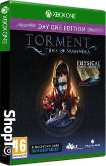 Torment: Tides of Numenera Day One Edition (Xbox One) für 16,11€ inkl. VSK (Base.com)