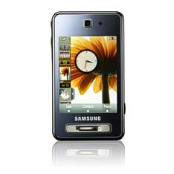 Touchscreen-Handy Samsung SGH-F480i für 144€