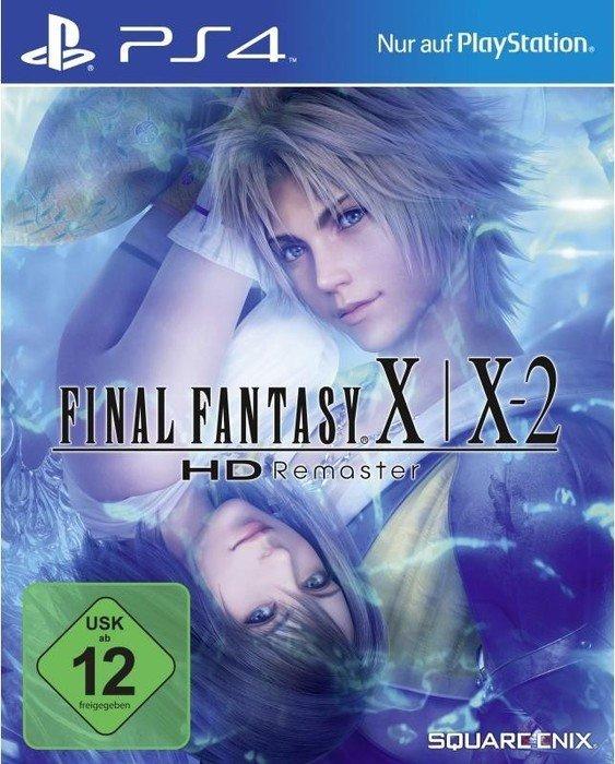 Amazon: Final Fantasy X/X-2 HD Remaster (PlayStation 4) für 10€