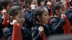 """Dokumentarfilm über Nordkorea """"Im Strahl der Sonne"""" ein Film von Vitaly Mansky"""