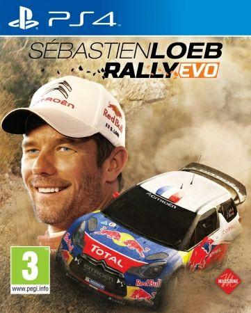 Sébastien Loeb Rally Evo - D1 Edition PS4