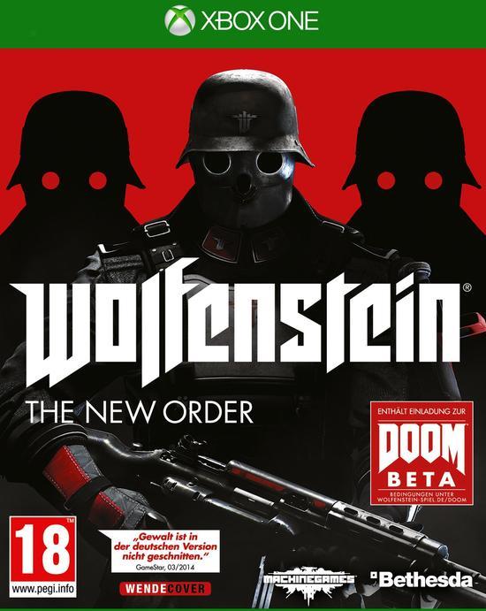 GameStop: Wolfenstein - The New Order (Xbox One) für 1,96€