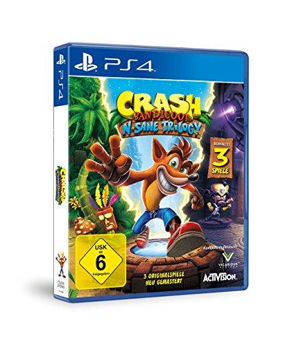 Amazon: Crash Bandicoot N.Sane Trilogy (PlayStation 4) für 32€