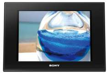 "Digitaler 8"" Bilderrahmen Sony DPF-D80 für 44€"