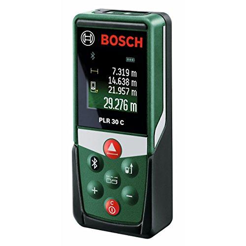 [Amazon] Bosch DIY PLR 30C Laser-Entfernungsmesser für 59,36 € - 31% Ersparnis