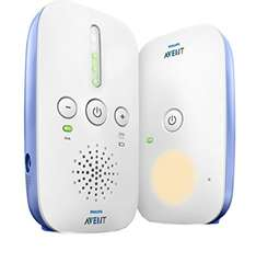 [Amazon.de] Philips Avent SCD501/00 DECT Babyphone (Smart Eco Mode, Nachtlicht) für 31,99€