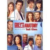 [DVDs] Grey's Anatomy 3.1 für 15€