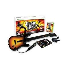 Guitar Hero World Tour Karaoke Bundle (Xbox 360) für 39€ @Saturn Linz