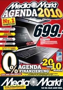 Media Markt Prospekt - Januar 2010 - Schnäppchencheck