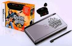 [NDS] Nintendo DS Lite Guitar Hero Bundle für 150€