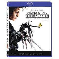 [Blu-ray] Edward mit den Scherenhänden für 9€