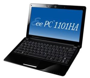 "11"" Netbook Asus EEE PC 1101HA für 243€"