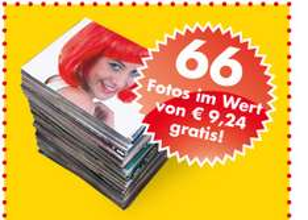 [Foto] 66 Fotoabzüge für 2€ bei Netfoto