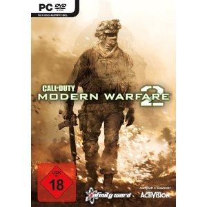 Call of Duty: Modern Warfare 2 (PC, X360) ab 20€ bei Amazon!