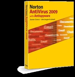 [Software] Norton AntiVirus 2009 - 6 Monate Gratis