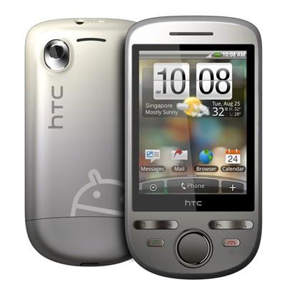 Smartphone HTC Tattoo Android für 179€