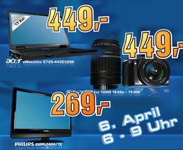 Morgen: 3 Stunden - 3 Angebote bei Media Markt und Saturn Österreich