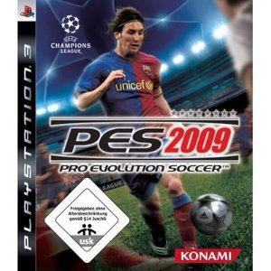 [PS3,X360] PES 2009 für 43€