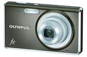 Olympus FE-4040 14MP Digitalkamera mit Weitwinkelzoom - heute bei iBood